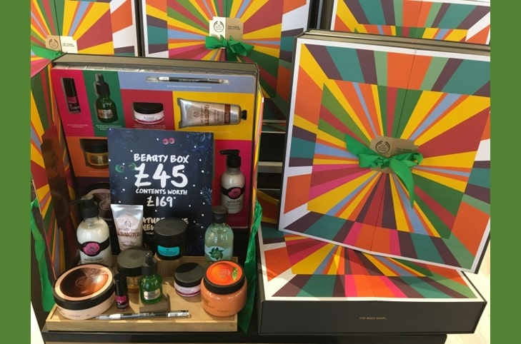 The Body Shop - Black Friday Offer - Beauty Box £45 - South