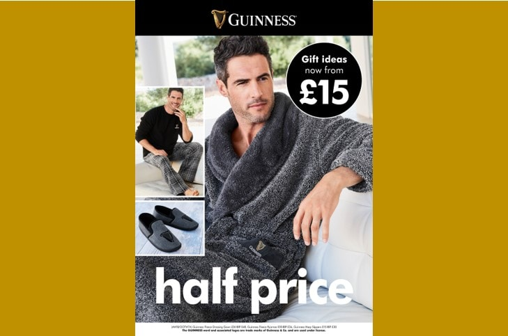 Guinness Gift Ideas from £15