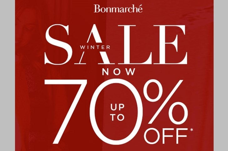 Bonmarché Winter Sale – now up to 70% off