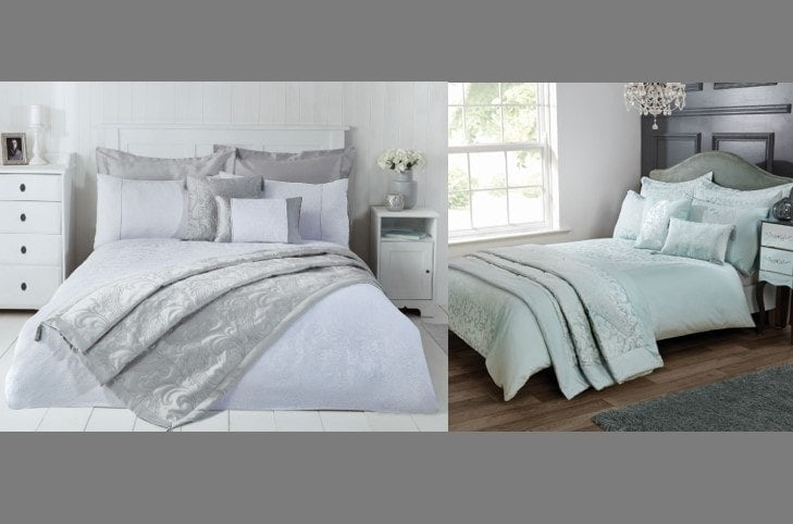 Further Reductions Jacquard Bedding Collections