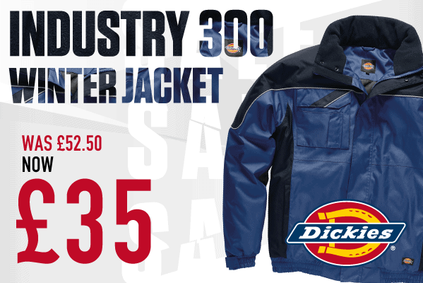 Jackets from £30