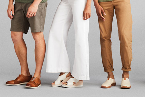 Clarks Buy One Pair Get Second Pair for £5 on Women's Styles