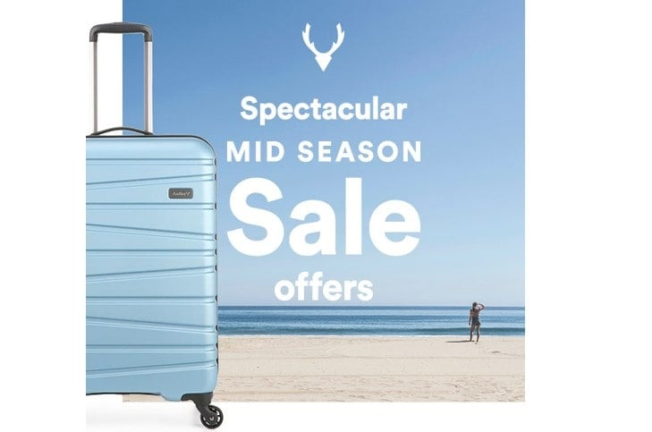 Spectacular Mid-Season Sale Offers