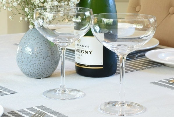 Set of 2 ProCook Crystal Champagne GlassesOnly £10