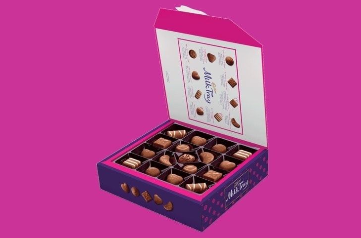 Mother's Day Milk Tray Offer