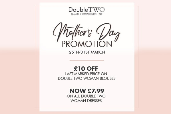 Mothers's Day Promotion