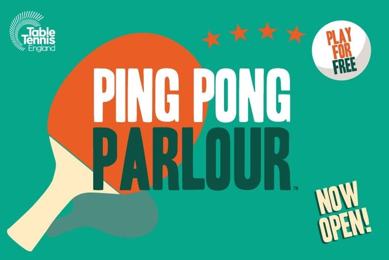 Ping Pong Parlour now open