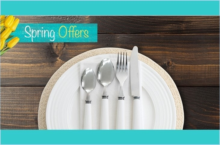 ProCook Spring Offers – 16 piece cutlery set