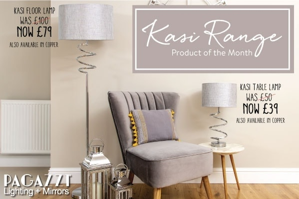 May Product of the month – Kasi Range