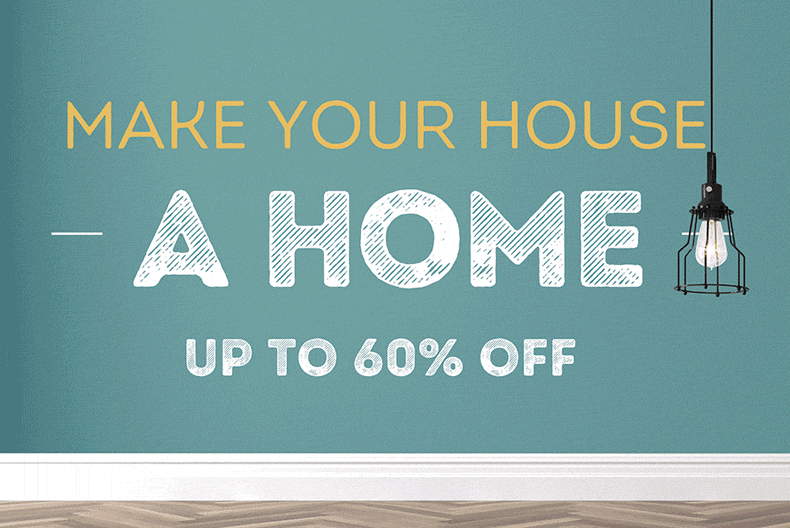 Give your home a new look this spring