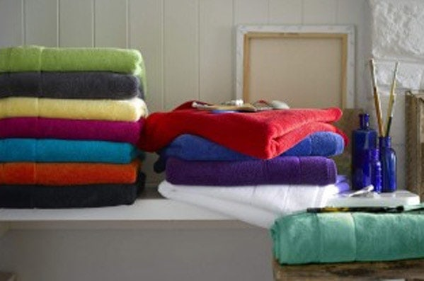 Buy one get one free on selected towels