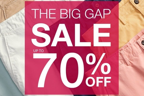 Sale up to 70% off + final reductions