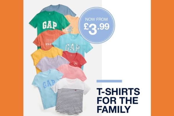 The Big Gap Sale Now On
