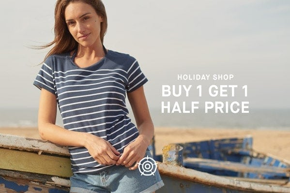 Holiday Shop – Buy One Get One Half Price