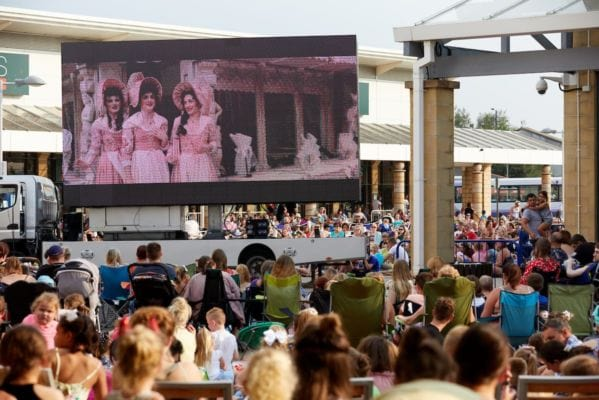 Five reasons why you'll love our summer nights cinema