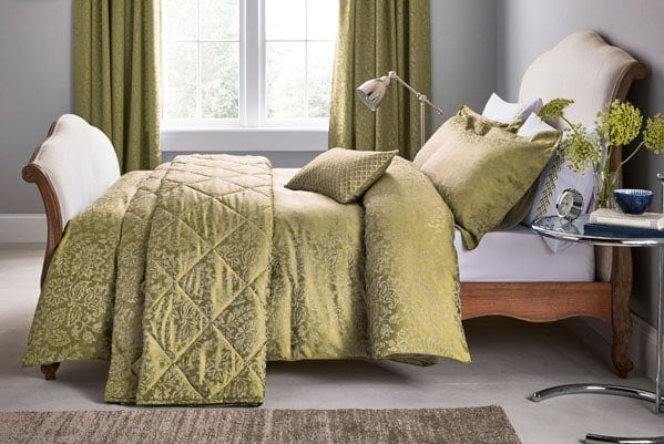 Bedeck Extra 20% Off Lina Chartreuse