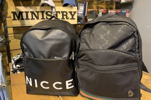 Ministry of Design Back To School Bags