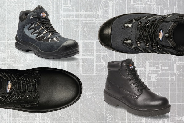 Dickies Back To College Offers – Safety Boots £20