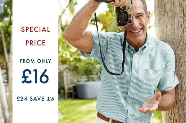 Cotton Traders Special Price – Oxford Shirts
