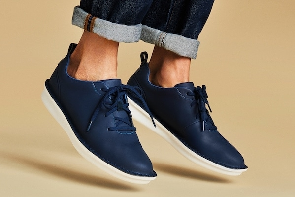 Clarks Buy One Pair Get Second Pair for £10 on Men's Styles