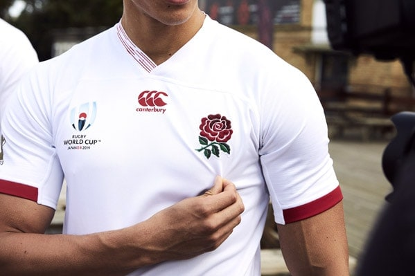 Sports Direct Rugby World Cup 2019 Shirts Now Available