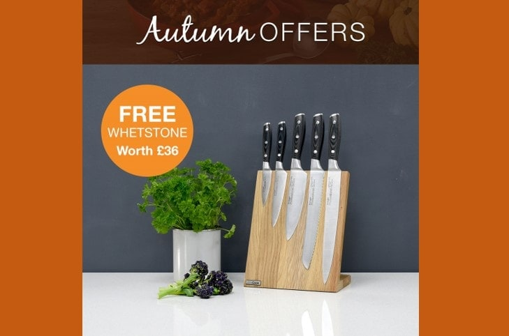 ProCook 5 Piece Professional X50 knife set £119