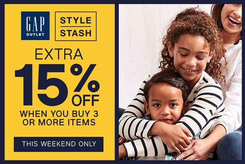 GAP Outlet – Style Stash