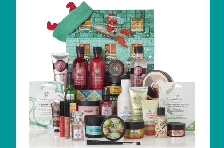 The Body Shop Ultimate Advent only £99