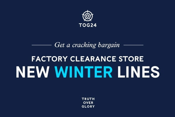 TOG24 New winter lines at factory clearance prices