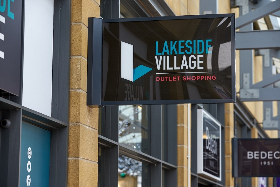 Lakeside Village gets a new look