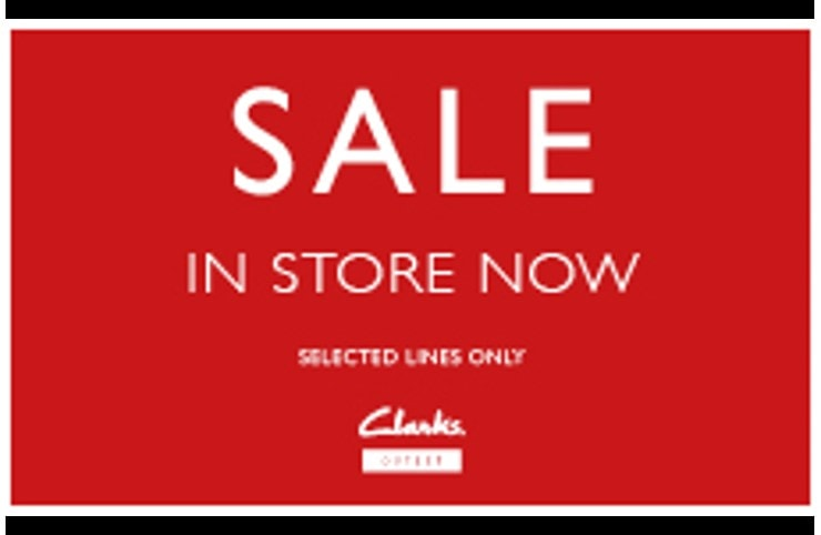 Clarks Up to 50% Off