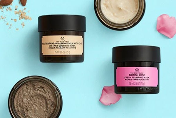 The Body Shop New Ranges Now In Store with 30% Off