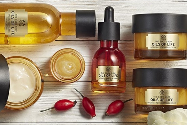 Looking After Your Skin With The Body Shop
