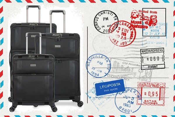 Antler Titus Suitcases from £79