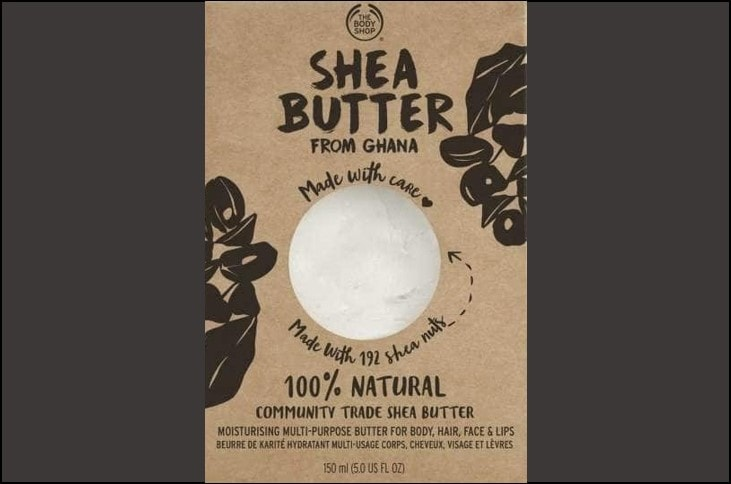 The Body Shop New Shea Butter – Now In Stock