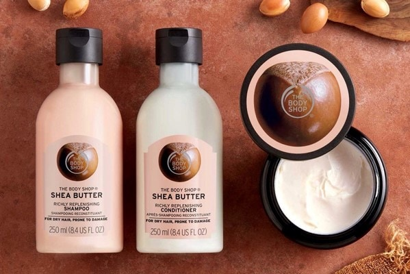 The Body Shop New In – Shea Hair Care