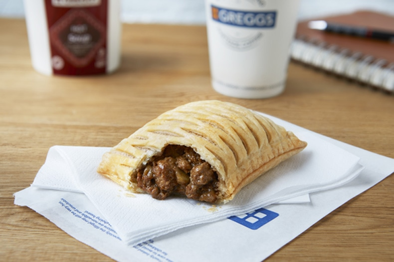 Greggs Launch Highly Anticpated Vegan Steak Bakes