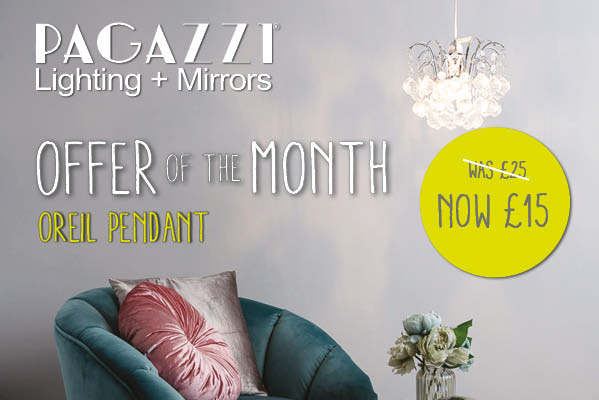 Pagazzi Products of the Month – Oreil Pendant
