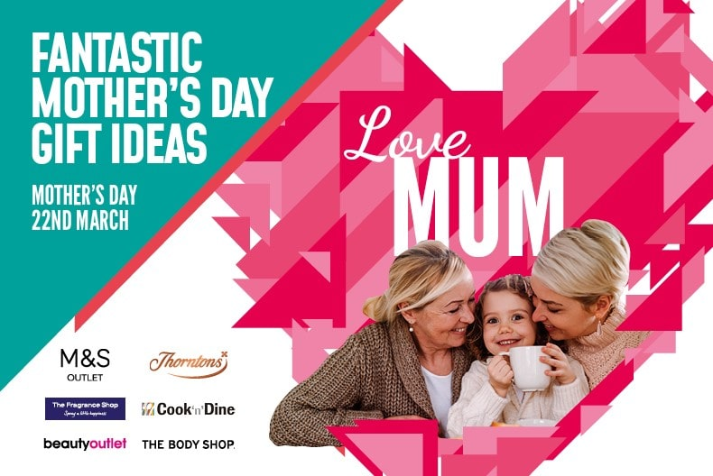 Make this a Mother's Day to remember!