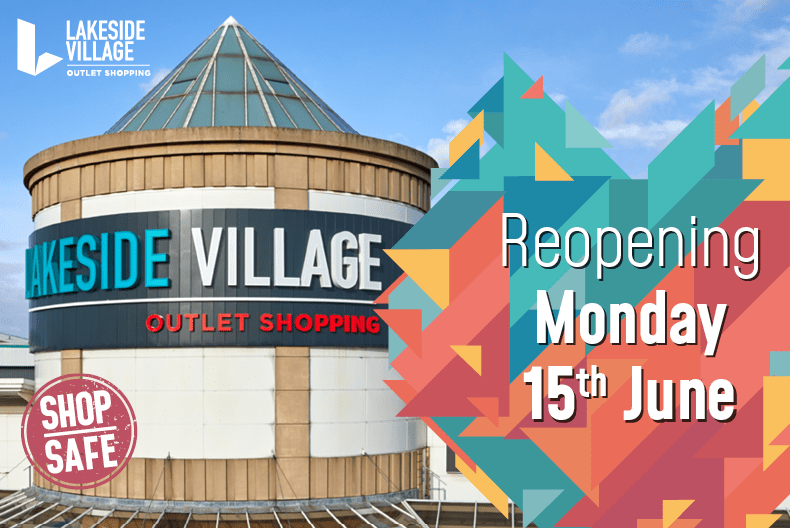 Lakeside Village Reopening 15 June