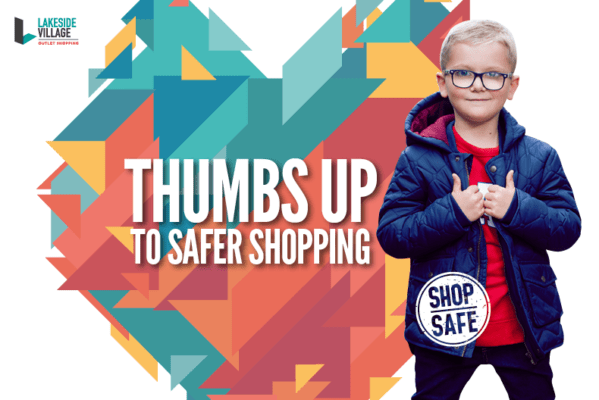 Thumbs Up To Safer Shopping