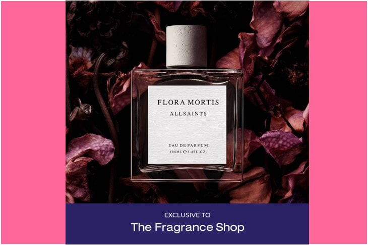 The Fragrance Shop Exclusive to The Fragrance Shop : Flora Mortis