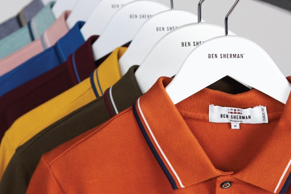 Ben Sherman Buy One Get One Half Price