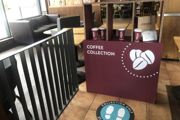 Beat the queue – Click and Collect your Costa Favourites
