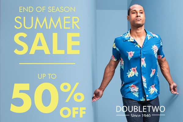 Double Two End of Summer Sale