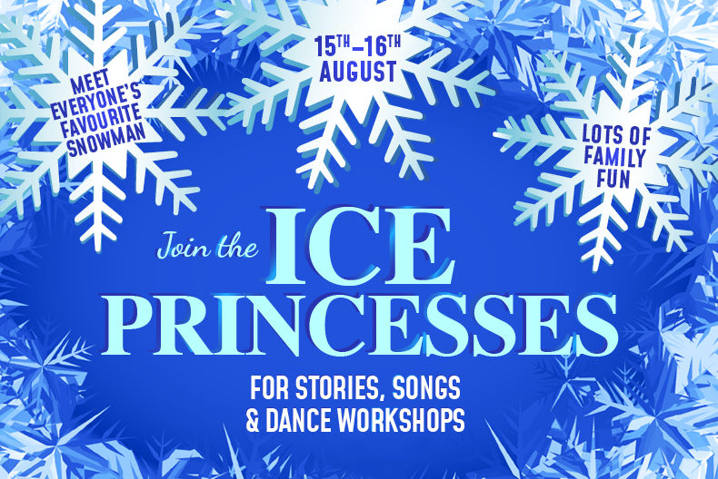 Join The Ice Princess