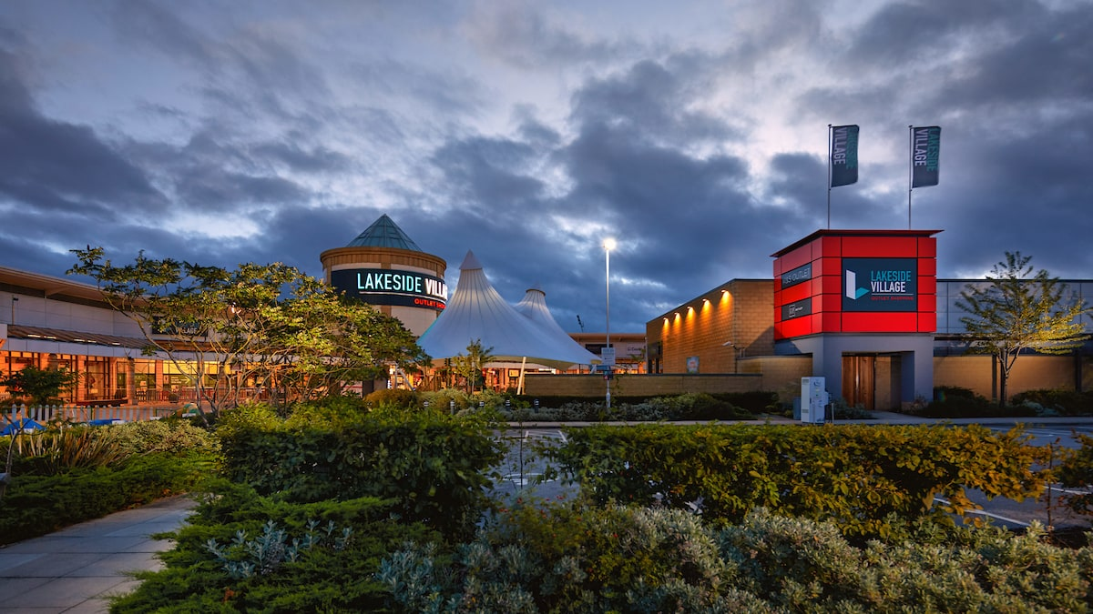 Boost for Lakeside Village after £1m refurbishment is completed