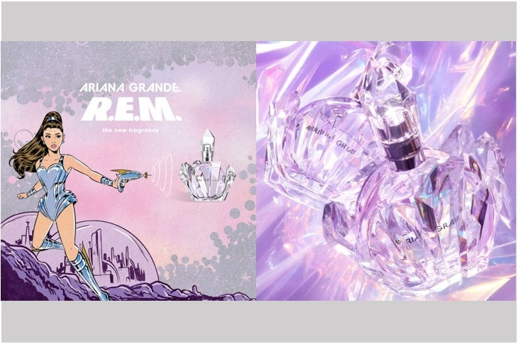 The Fragrance Shop R.E.M by Ariana Grande In Store Now