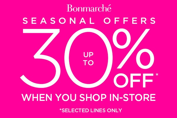 Bonmarche Up to 30% Off