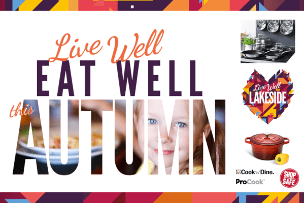 Live Well, Feel Fab this Autumn